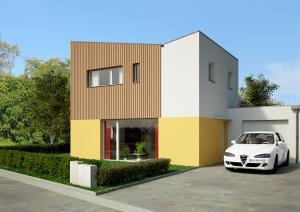 Maisons neuves à Brest