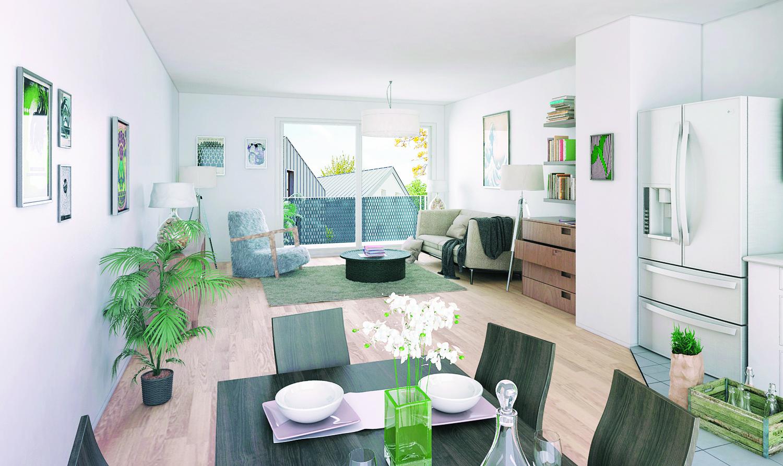 Appartement Haute-Goulaine