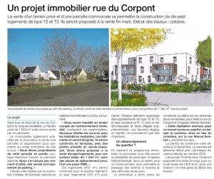 Projet immobilier Lanester Urbatys