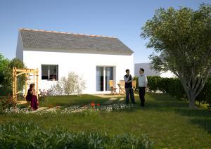le clos de kergreiz 2 à Plugufan dans le Finistère