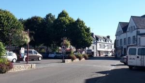 Centre-ville Briec
