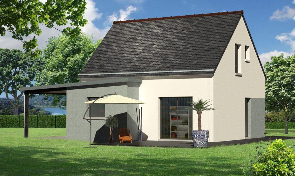 Votre future maison à Bain de Bretagne