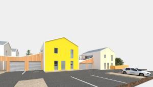 Résidence Habitat Terrasse Jardin à Orgères en Ille-et-Vilaine