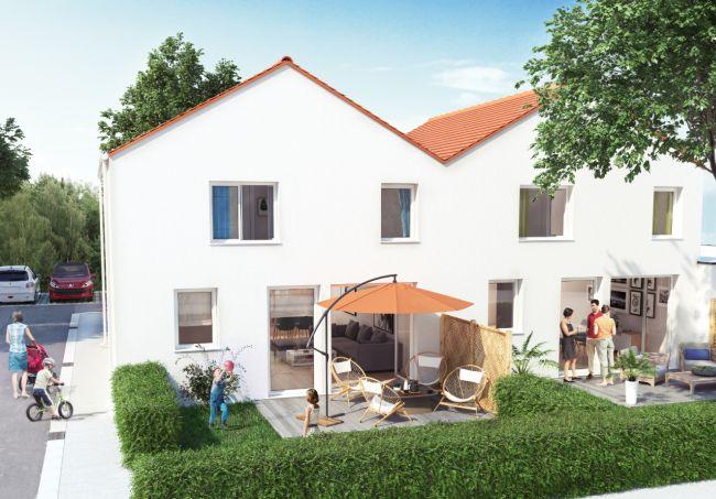 Programme le clos de vertou achat maison vertou loire for Achat maison neuve 13