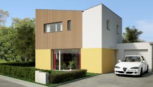 Maison neuve Brest
