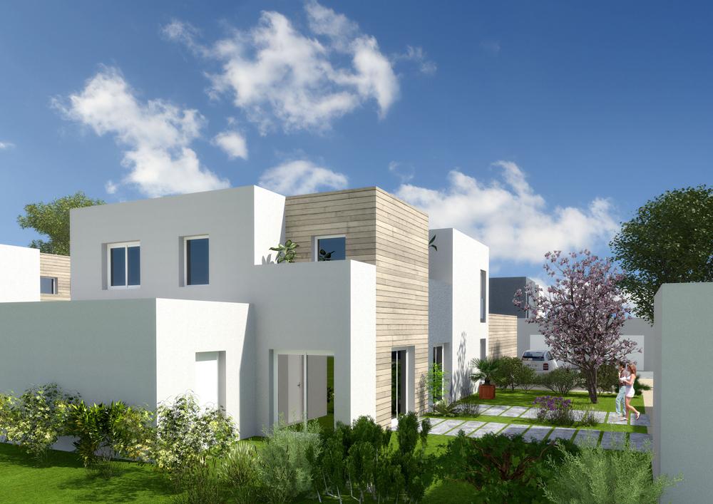 Programme r sidence les m liades achat maison liffr for Blue garage rue de rennes