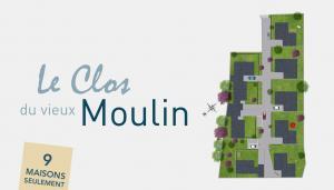 Le Clos du Vieux Moulin - Plan masse - Saint-Pierre-Quiberon