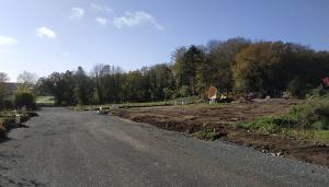 Avancement Le Clos du Parc - Brest