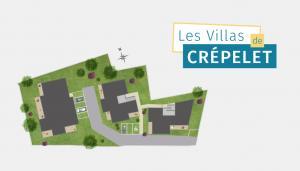 Les Villas de Crépelet - Saint-Marc-sur-Mer