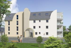 résidence bellevue à Melesse en Ille-et-vilaine
